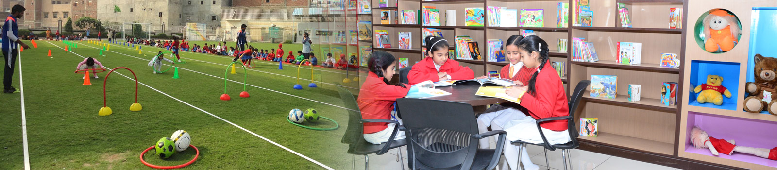 Best facility schools in East Delhi